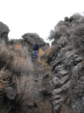 Captain Jack's Stronghold - Lava Beds