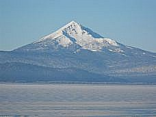 Mt. McLoughlin from Hwy 97
