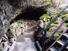 Mushpot Cave - Lava Beds National Monument