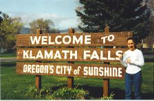 Klamath Falls - City of Sunshine
