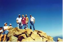 Our Hiking Group