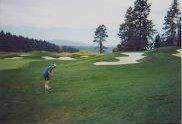 Running Y Golf