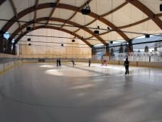 Ice Skating at the Running Y