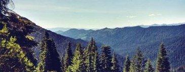 Wilderness Hiking